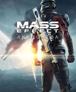 Capa de Mass Effect: Andromeda
