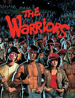 Capa de The Warriors