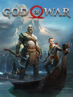Capa de God of War