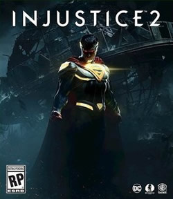 Capa de Injustice 2