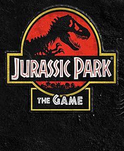 Capa de Jurassic Park: The Game