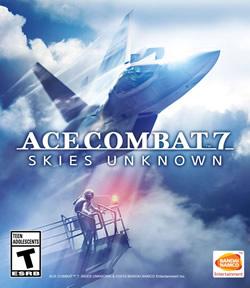 Capa de Ace Combat 7: Skies Unknown