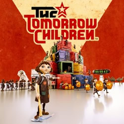 Capa de The Tomorrow Children