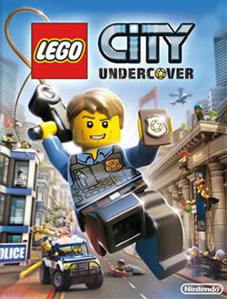 Capa de LEGO City Undercover