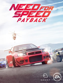Capa de Need for Speed: Payback