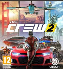 Capa de The Crew 2