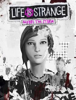 Capa de Life Is Strange: Before the Storm