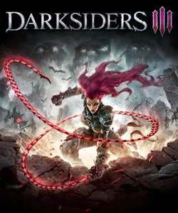 Capa de Darksiders III