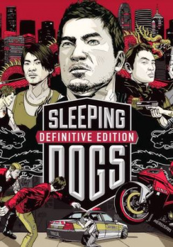 Capa de Sleeping Dogs: Definitive Edition