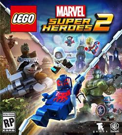 Capa de LEGO Marvel Super Heroes 2