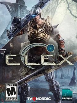 Capa de ELEX
