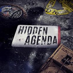 Capa de Hidden Agenda