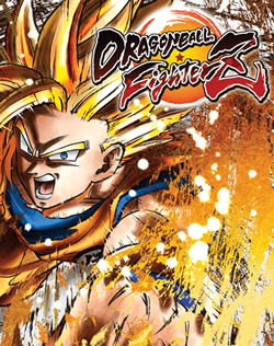 Capa de Dragon Ball FighterZ