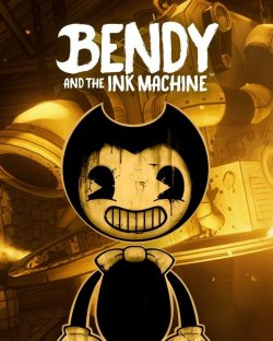 Capa de Bendy and the Ink Machine