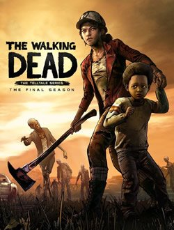 Capa de The Walking Dead: The Final Season