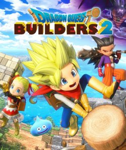 Capa de Dragon Quest Builders 2