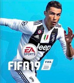 Capa de FIFA 19