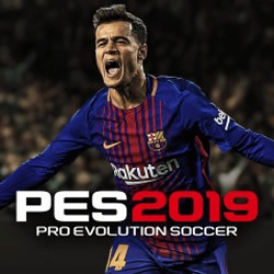 Capa de Pro Evolution Soccer 2019