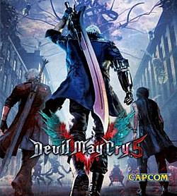 Capa de Devil May Cry 5