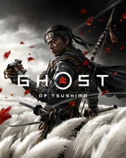 Capa de Ghost of Tsushima