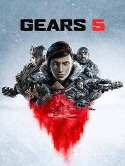 Capa de Gears 5