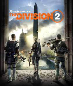 Capa de Tom Clancy's The Division 2