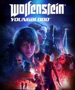 Capa de Wolfenstein: Youngblood