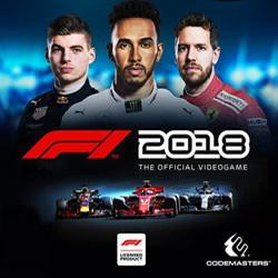 Capa de F1 2018