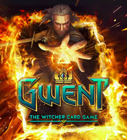 Capa de GWENT: The Witcher Card Game