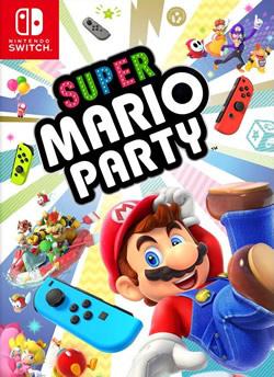 Capa de Super Mario Party