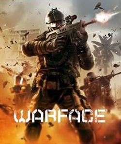 Capa de Warface
