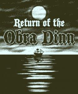 Capa de Return of the Obra Dinn