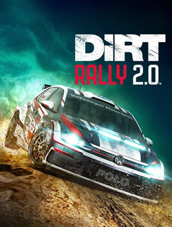 Capa de DiRT Rally 2.0