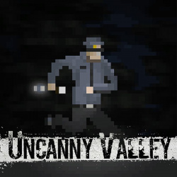 Capa de Uncanny Valley