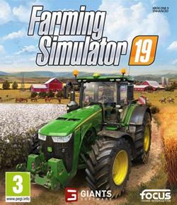 Capa de Farming Simulator 19