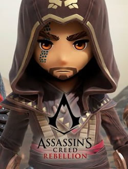 Capa de Assassin's Creed Rebellion