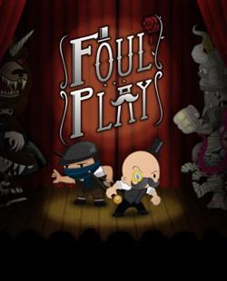 Capa de Foul Play