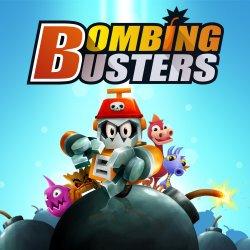 Capa de Bombing Busters