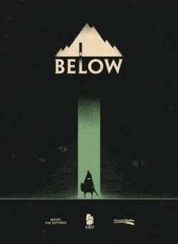 Capa de Below