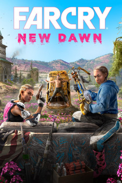 Capa de Far Cry: New Dawn
