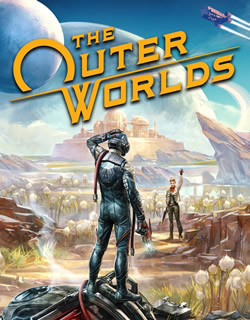 Capa de The Outer Worlds