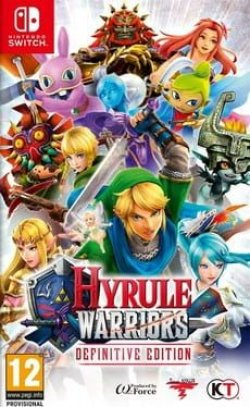 Capa de Hyrule Warriors: Definitive Edition