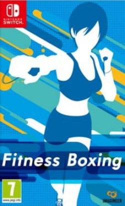 Capa de Fitness Boxing