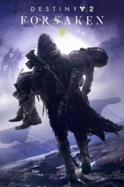 Capa de Destiny 2: Forsaken