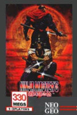 Capa de Ninja Masters