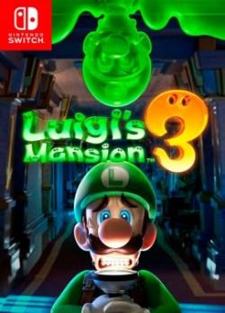 Capa de Luigi's Mansion 3