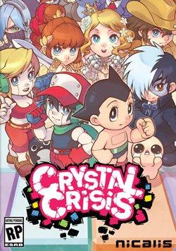 Capa de Crystal Crisis