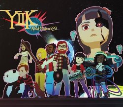 Capa de YIIK: A Postmodern RPG