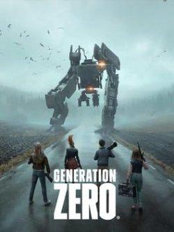Capa de Generation Zero
