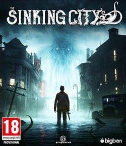 Capa de The Sinking City